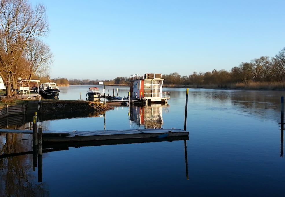 Havelboot-Marina, Havel