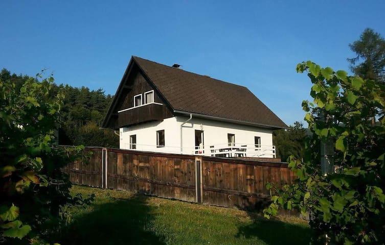 Luxus Unterkunft in den Weinbergen - Langegg an der Schilcherstraße