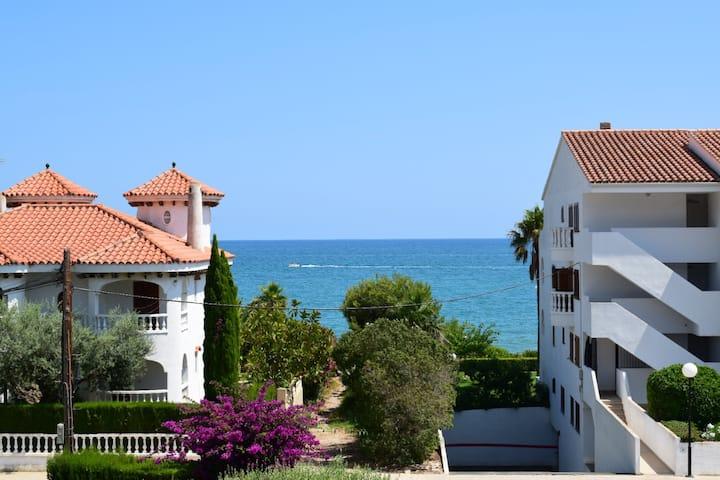 Casa de lujo frente al Mediterráneo