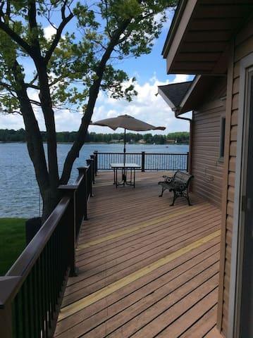 Serenity!   Great Lake Views - Family Fun