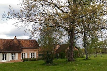 Gîte de La Petite Vigne - Salbris - บ้าน