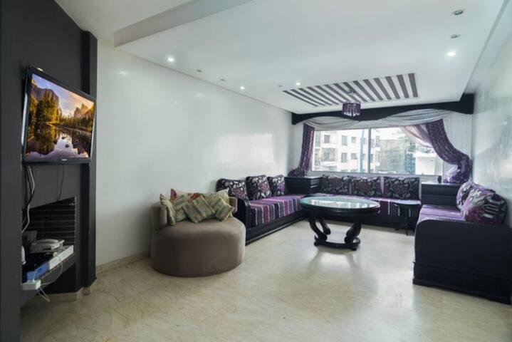 Appartement supérieur a casablanca