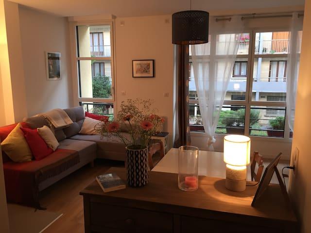 Airbnb®   56 Rue Olivier de Serres – Ferienwohnungen ...