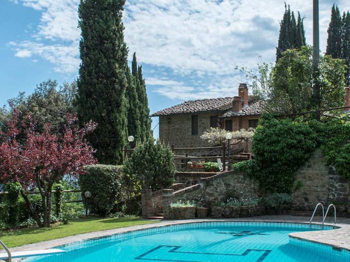 VILLA SUSI    Holiday Stay in Chianti - Tuscany