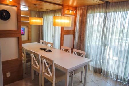 Duplex no Porto Mirim Beach Village