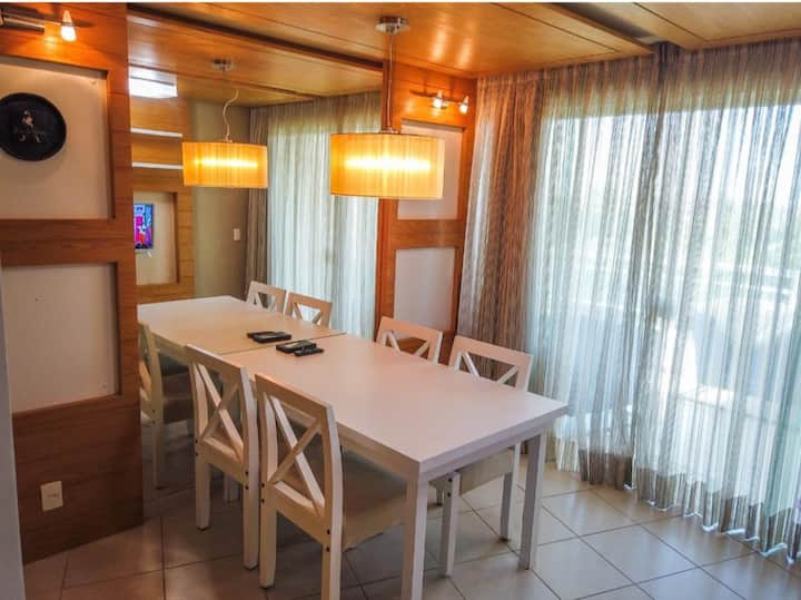Duplex no Porto Mirim Beach Village