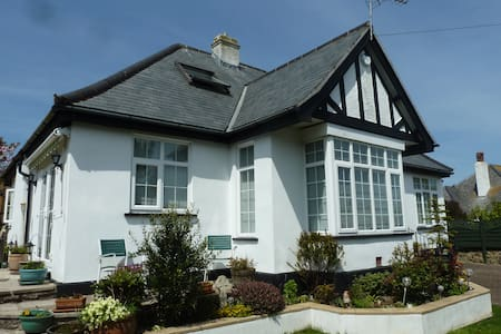 Luxury B&B with parking & garden - Carbis Bay - House - 2