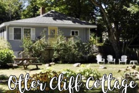 Otter Cliff Cottage Near Bar Harbor, Acadia Access
