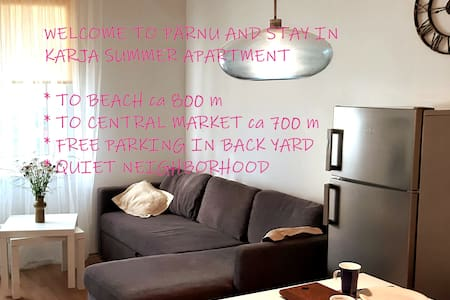 Karja Summer Apartment 1