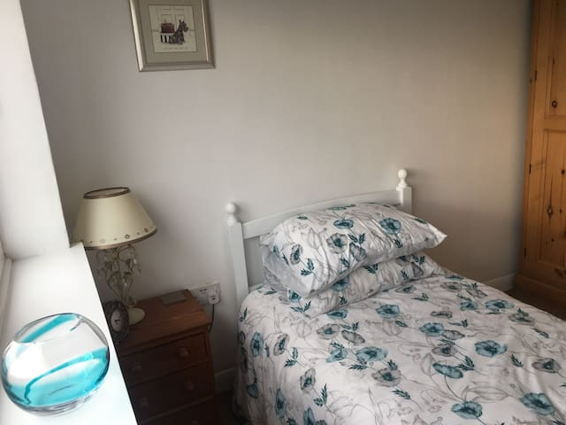 Light & Clean Single Room in Friendly House
