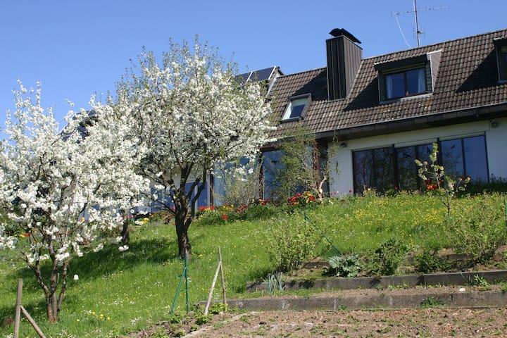 Ferienwohnung am Sonnenhang - Tengen-Büßlingen - Lakás