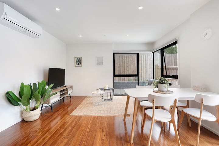 Clean & Spacious Apartment In Heidelberg