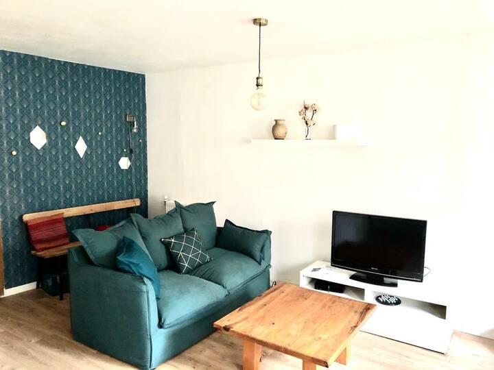 Appartement T2 proche cours Julien
