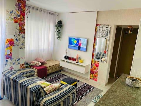 Apartamento familiar e aconchegante em Catalão-GO