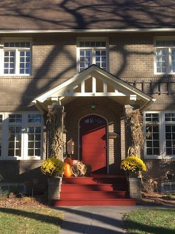 Historic Grand Forks Home - Grand Forks - House
