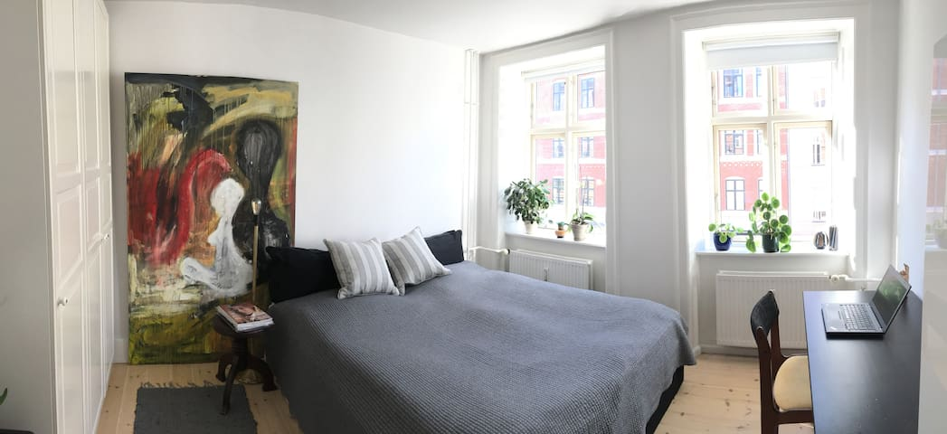 Cosy flat located in the coolest area in Cph.
