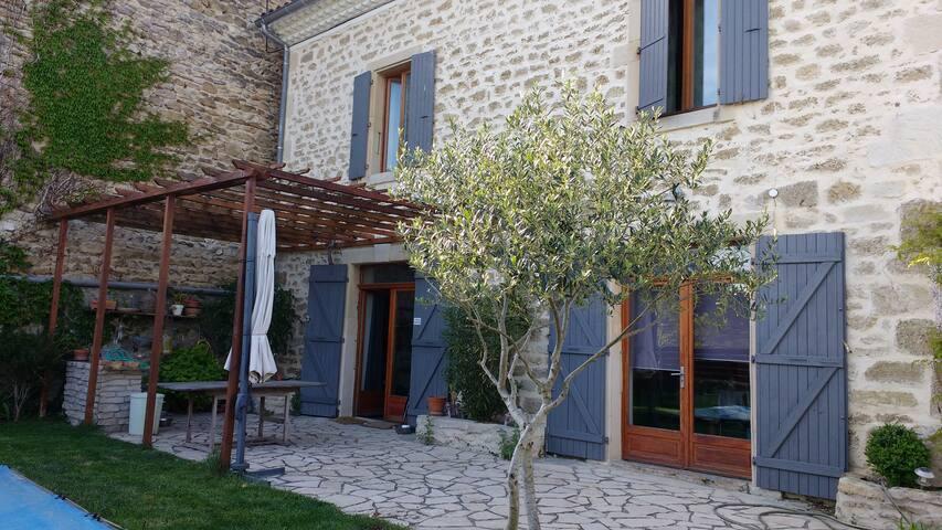 Maison de village - Colonzelle - บ้าน