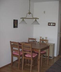 Appartement Deichblick - Appartamento