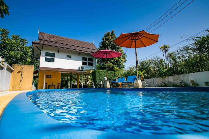 The private pool villa 233 : Seava House