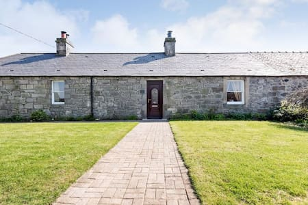 Cosy, country retreat close to city (double) - Kirknewton - Rumah