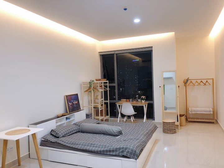 Cozy office+hotel=Officetel in Phu My Hung dist 7