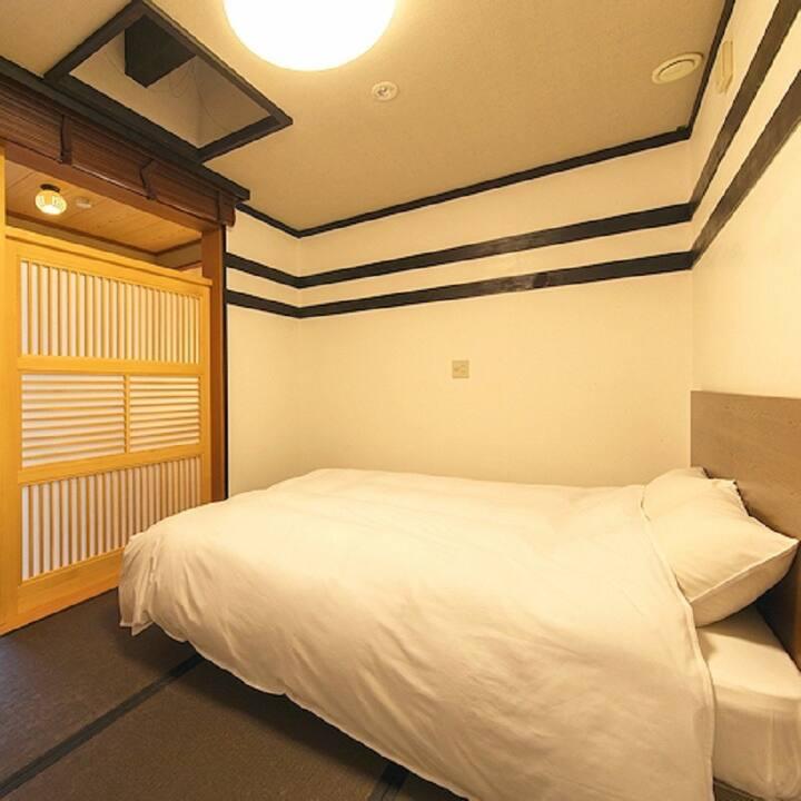 Chinzanso Japanese room 6 tatami