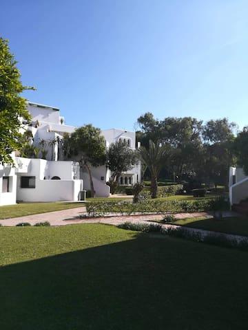 Coquet appartement au Golf Pullman Eljadida!