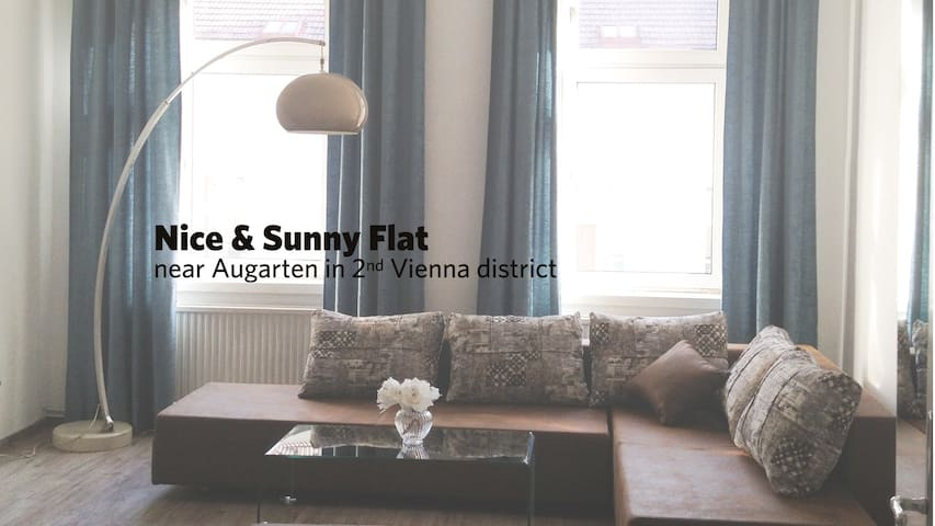 Central, cozy, sunny and stylish renovated flat ;) - เวียนนา - เซอร์วิสอพาร์ทเมนท์