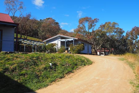 Kangaroo cottage. Stay in a wonderful vineyard