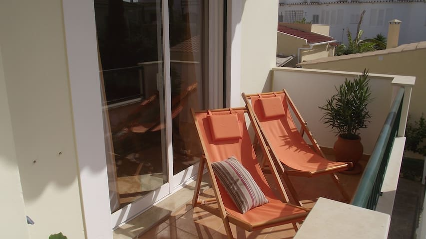 1 bedroom apartment in Ferragudo - Ferragudo - Appartamento