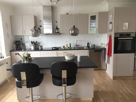 Modern apartment - in the middle of city of Vági