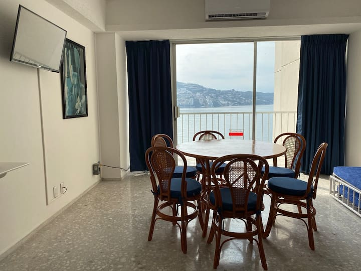 DEPARTAMENTO PRIVADO CON VISTA AL MAR