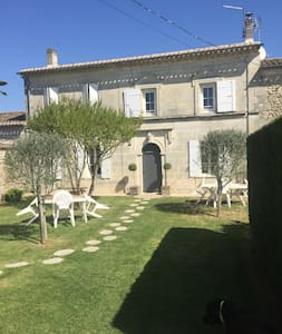 Maison typique girondine - Saint Aignan  - 独立屋