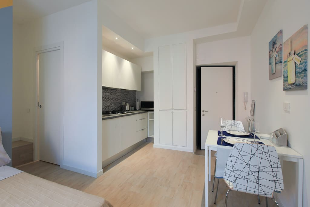 Modern Studio In The Heart Of Milan Porta Venezia