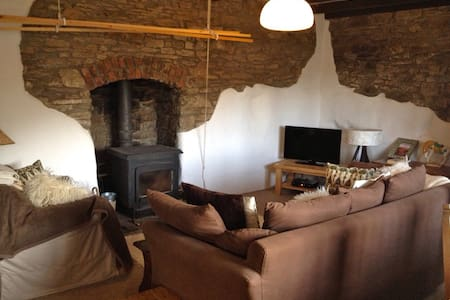 Devon Cottage in lovely Georgeham - Georgeham - Casa