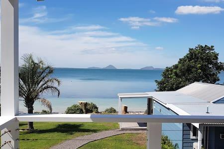 Fabulous view - direct beach access