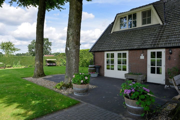 Heerlijk zonnig huis op de Veluwe