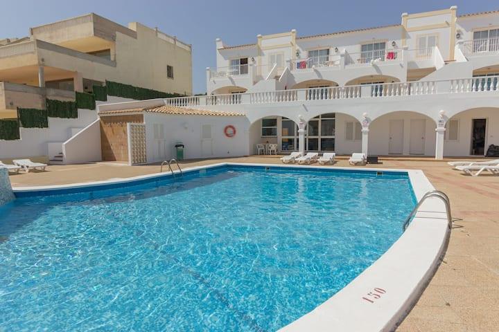 Appartement Castellsol vue sur mer Minorque