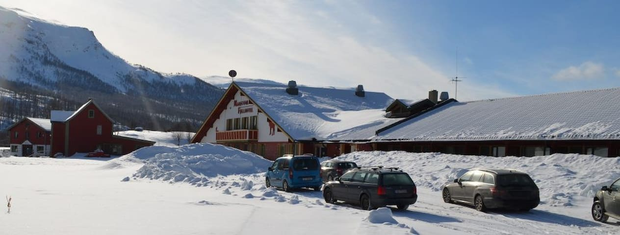 Private mountain apartment along E16, Filefjell - Lærdal kommune - Apartment