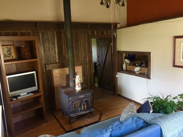 Country Cabin with Character and Charm - Mancos - Huis
