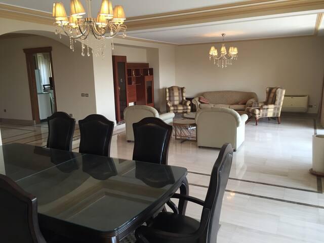 luxury flat in Degla, Maadi - Maadi, Cairo  - Pis