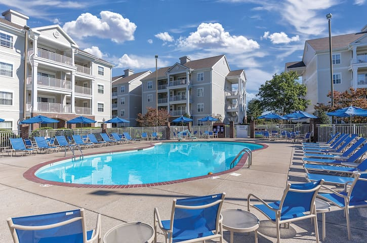 Wyndham Nashville - 2 Bedroom Condo