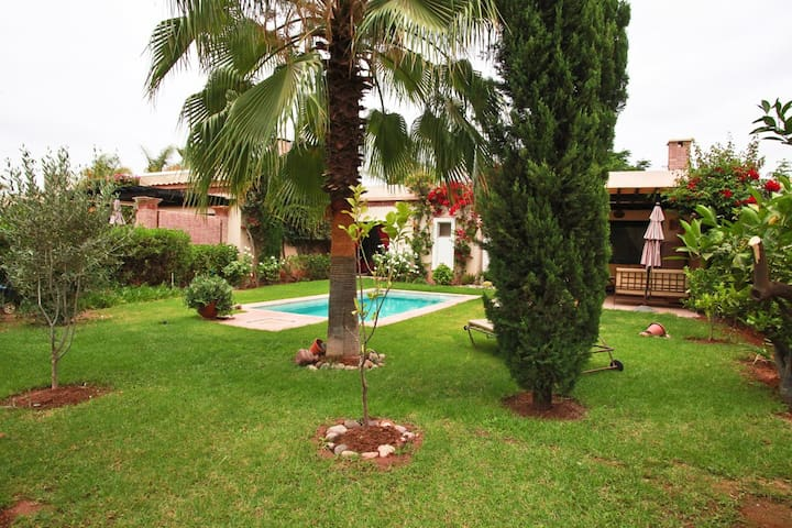 (32) Villa grand confort à Dyar Shemsi