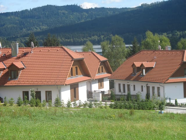 Family home, rural to lipno - Lipno nad Vltavou - キャビン