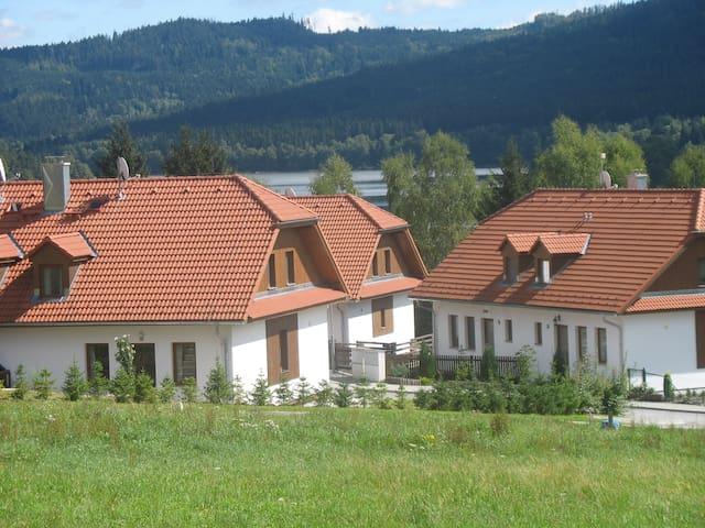 Family home, rural to lipno - Lipno nad Vltavou
