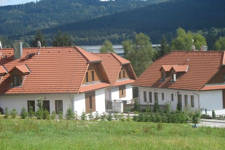 Family home, rural to lipno - Lipno nad Vltavou - Stuga
