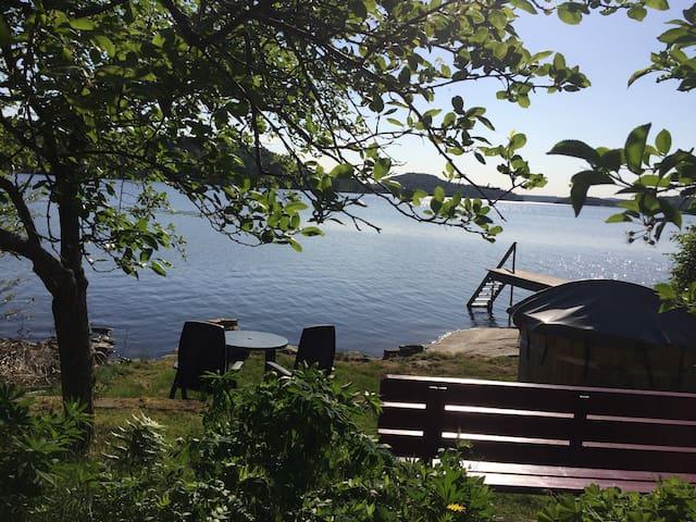 Peaceful fishing cottage @LAKE