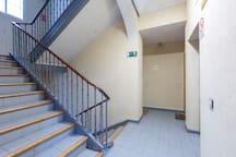 Primer piso con ascensor
