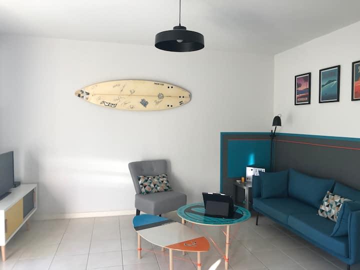 Venez découvrir notre maison à 300m de la plage