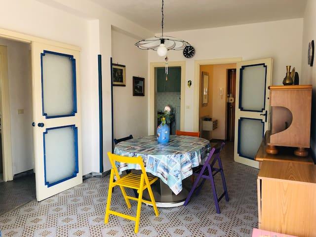 Fresco appartamento di mare